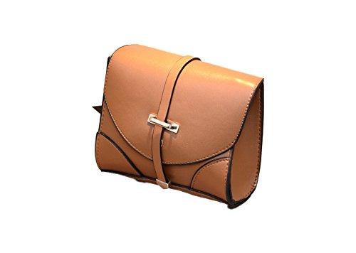 2690 heliobil, borsa donna a mano, borsa a spalla piccola, Colore Marrone, L x A x P: 15 cm/13,5 cm/12 cm, borsa da donna, comodo da portare con sé e assoluta trend-Borsa in aspetto distintivo
