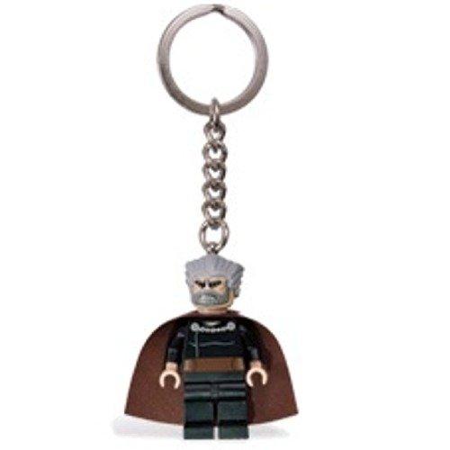 Lego Count Dooku Keychain - Star Wars Clone Wars