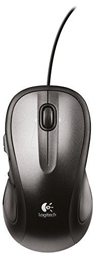 Logitech Laser Corded Mouse M318e, Business Edition logitech logitech ls1 laser mouse синий