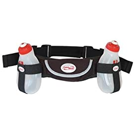 FuelBelt 2014 Wachusett Bottle Belt - Black - 3409