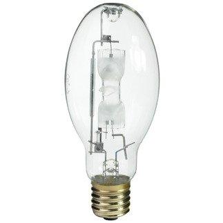 Ge 43828 400W Multi-Vapor Mvr400/U M59/S R400 Hid Metal Halide Light Bulb 4/Pack