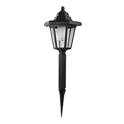 Amjimshop New Outdoor Solar Uv 3Leds Garden Yard Zapper Pest Insect Mosquito Killer Lamp Light