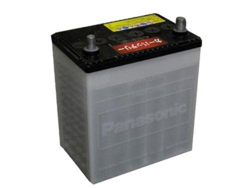 Panasonicバッテリー、SシリーズSB(40B19L)