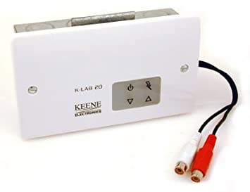 KEENE 20W WALL MOUNT AUDIO AMPLIFICATEUR (PSU EXCL.)