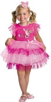 Frilly Piglet Costume - Toddler Large