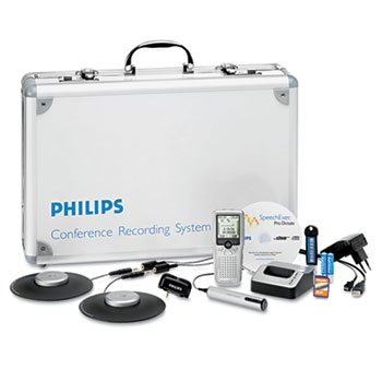 Philips Lfh095510 - Pocket Memo 955 Conference Recording And Transcription System