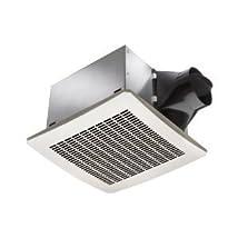 Delta VFB080D4H1 Breez 80 CFM Humidity Sensor Exhaust Fan Less Than 0.3 Sones