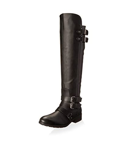 DV by Dolce Vita Women's Landrie Riding Boot  [Black]
