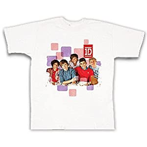 One Direction Slim Fit Band T-shirt from CloseoutZone