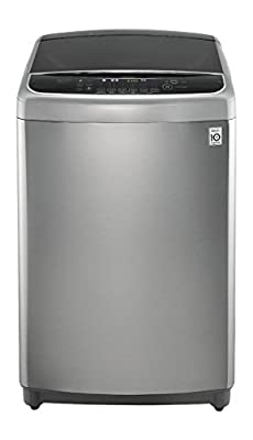 LG T1232HFDS5 Fully-automatic Top-loading Washing Machine (17 Kg, Stainless Silver)