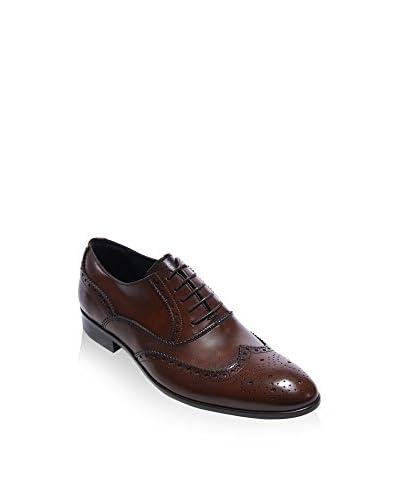 DEL RE Zapatos Oxford Pardo
