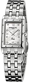 Raymond Weil Womens 5971-ST-00995 Tango Rectangular Steel