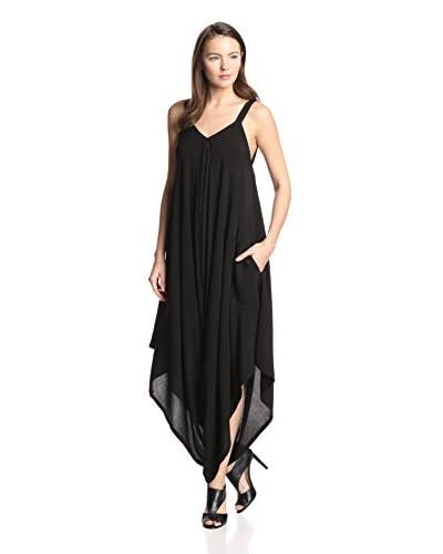 Gracia Women's Jumpsuit  [Black]