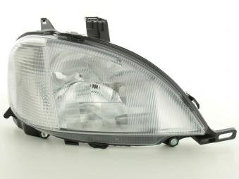 Spare parts headlight right Mercedes Benz M-Classe (Typ W163)