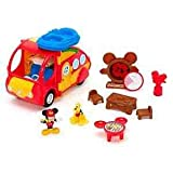 Disney, Mickey Mouse Clubhouse Picnic Camper Van adventure play set