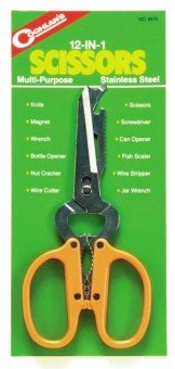 Coghlan's 9575 12-In-1 Scissors