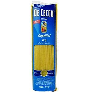 ディチェコ(DE CECCO) No.9 カペッリーニ(0.9mm)