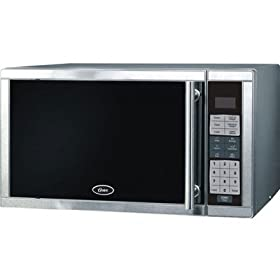 Oster AM780SS 0.7 Cu. Ft. 700W Digital Microwave (Silver)