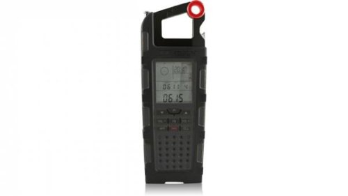 Eton NSP200WXOR Raptor Solar USB Charger and Weatherband Radio (Black)