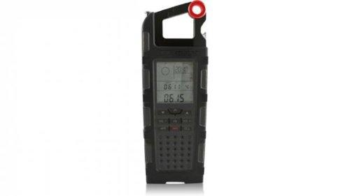 Eton Raptor Nsp200wxb Solar-USB-Ladegerät mit