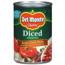 del-monte-tomatoes-zesty-chili-style-diced-145-oz-pack-of-6