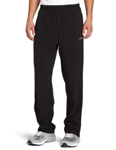 ASICS Asics Men's Peak Split Pant, XX-Large, Black