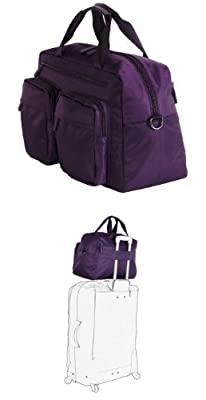 Lipault Onboard Weekend Bag Purple from Lipault