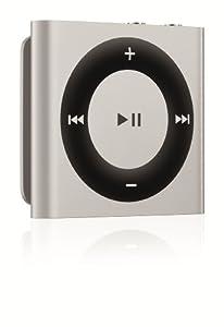 Apple iPod shuffle 2GB Silver (4th Generation) NEWEST MODEL