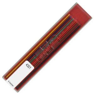 Koh-i-noor mines de couleur de 2 mm pour t zeichnen. 4301