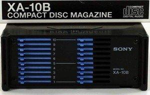 sony-xa-10b-cd-compact-disc-magazine-changer-cartridge