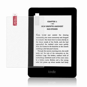 Elite Clear Screen Protector Scratch Guard for Kindle paperwhite paper white Tablet Tab