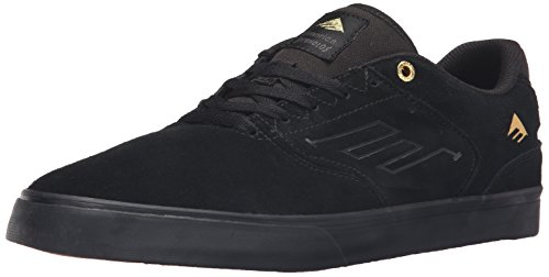 emerica-mens-the-reynolds-low-vulc-skateboarding-shoes-black-size-8-uk
