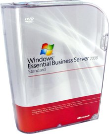 Microsoft Essential Business Server Standard 2008 32-bit/x64 for System Builders [Old Version]