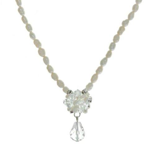 Marilyn Jewellery Set2 Austrian Crystal and Pearl 16