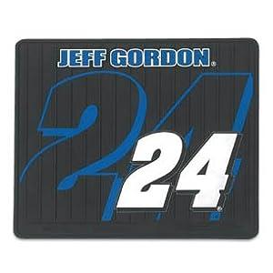 Jeff Gordon Car Home Utility Mats by NASCAR