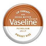Vaseline Lip Therapy Petrolium Jelly 20gm 12/pk - Cocoa Butter