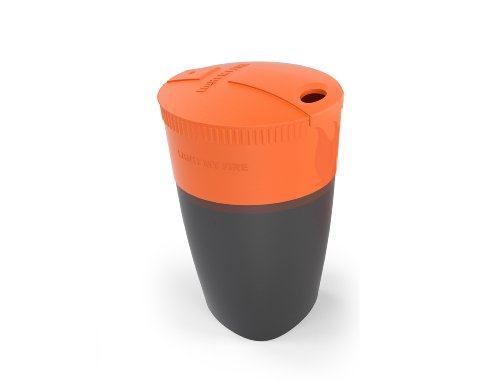 Light My Fire Collapsible Pack-Up Cup, Orange