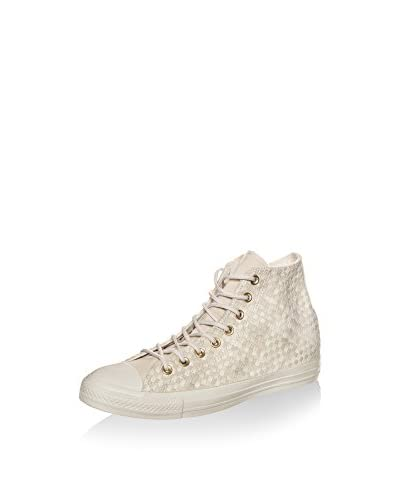 Converse Hightop Sneaker Chuck Taylor All Star beige