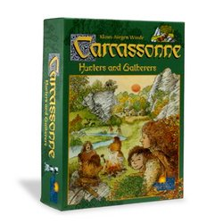 Carcassonne Hunters and Gatherers game!