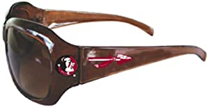 NCAA Florida State University Seminoles Ladies Polarized Sunglasses W Case by EyeXtras