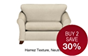 Abbey Loveseat - 7 Day Delivery