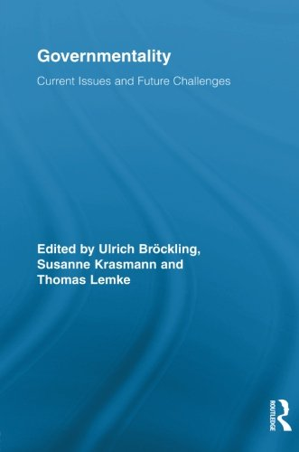Governmentality: Current Issues and Future Challenges (Routledge Studies in Social and Political Thought)