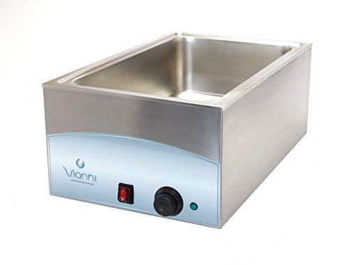 "Vianni 12"" x 20"" Electric Countertop Food Warmer, FS-VCS-06120"
