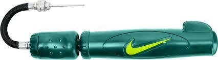 Nike Ball Pump (Rio Teal/Volt) (Nike Outdoor Ball compare prices)