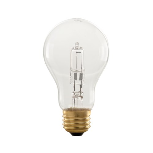 Smart Electric 201 10-Minute Auto-Off 42-Watt Halogen Smart Timer Bulb With Standard Base Socket, Clear White