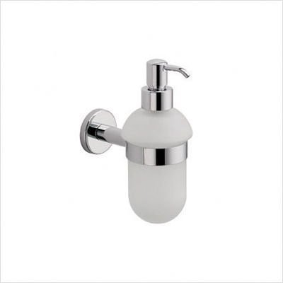 La Toscana AL01D PW Atlanta Soap Dispenser (Brushed Nickel)