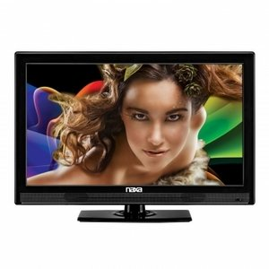 """Naxa 19"""" Widescreen Hd Led Television With Built-In Digital Tv Tuner"""