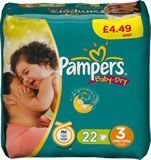 Pampers Small Pack Midi