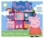 PEPPA PIG 200 STICKERS BOX SET