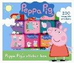 PEPPA PIG 200 STICKERS BOX SET